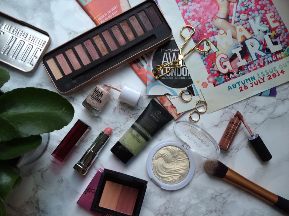Drugstore High-end Makeup Dupes