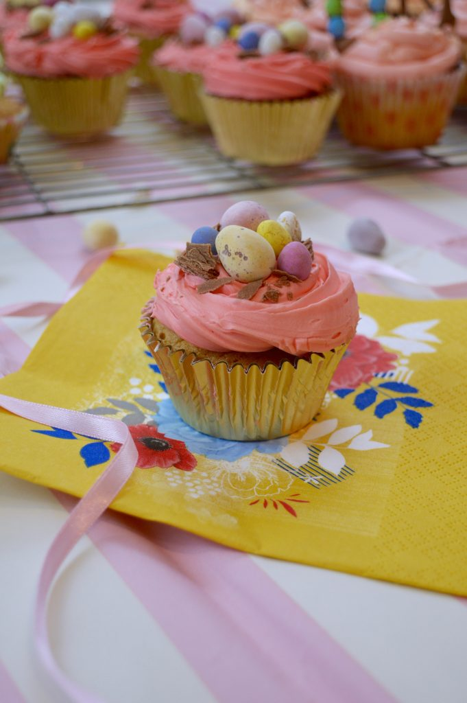 Easter Cupcakes – 3 Ways