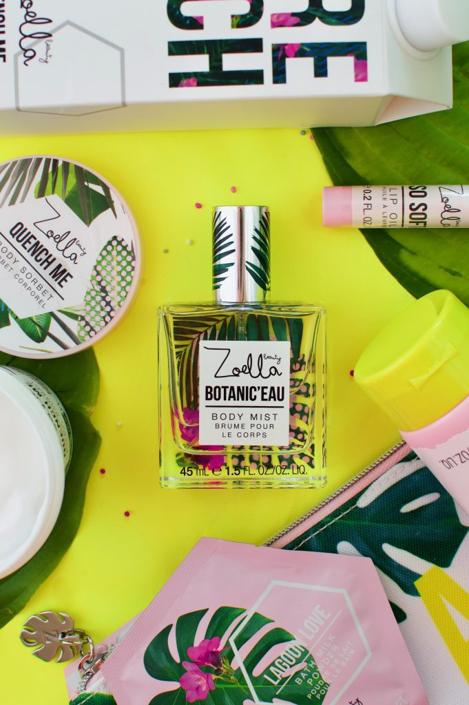 Zoella Beauty – Splash Botanics Review