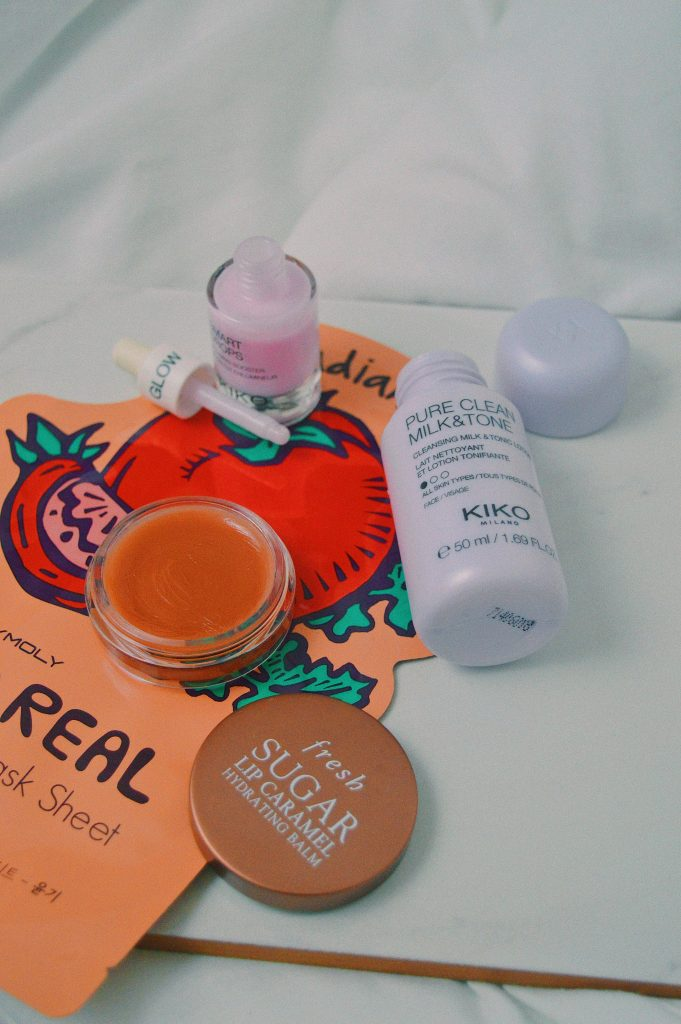 4 Products Doing Bits for my Skin
