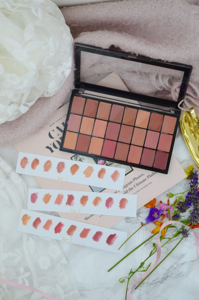 The Perfect Palette For Any Nude Lip Lover